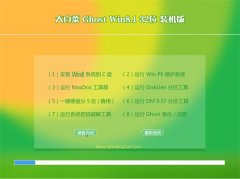 大白菜Win8.1 32位 优化装机版 2021.04