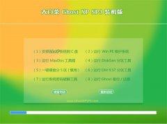 大白菜WinXP 家庭装机版 2021.04